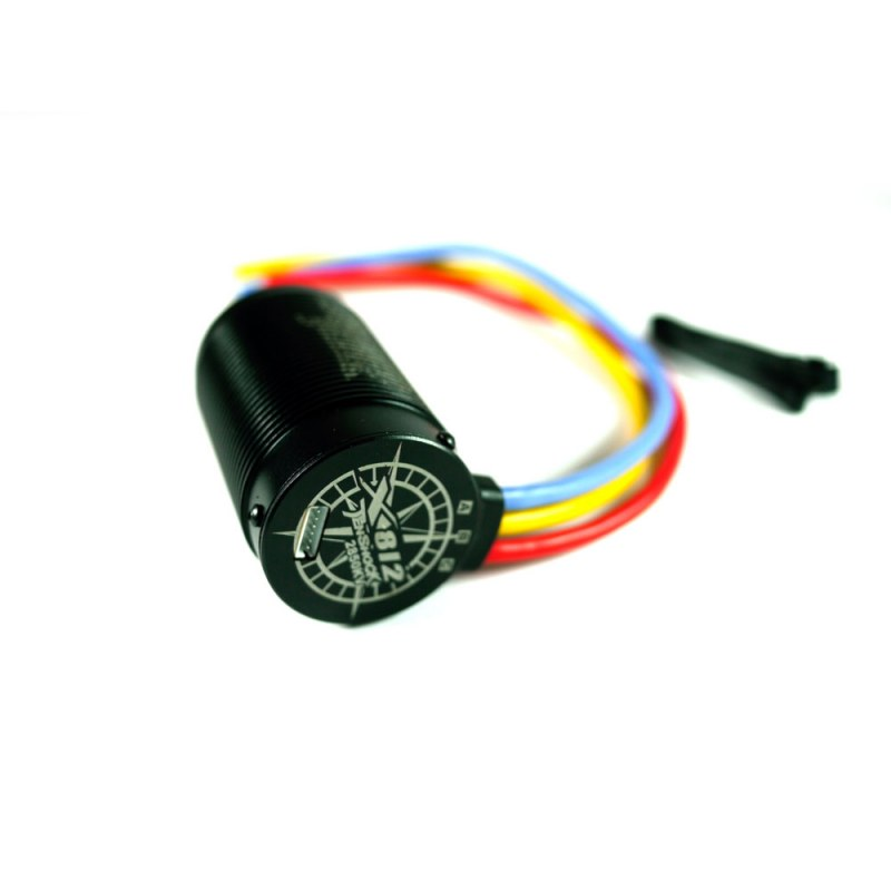 Brushless Motor Mit Sensor X 812 4 5y 2150 Rpm V