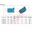 Brushless Motor TS X-802 6-Pol Car Motor